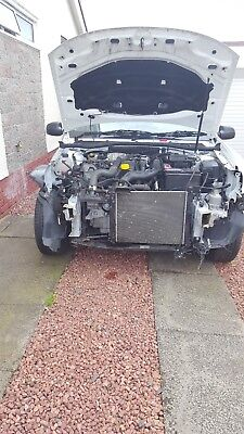 2016 DACIA DUSTER WHITE SALVAGE DAMAGED REPAIR PROJECT LOW MILLAGE Cat C