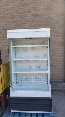 Caravell Multi Deck Upright Fridge. Good Conditions, London NW10