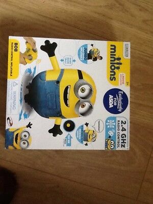 Minions Despicable Me Bob Jumbo RC (Radio Controlled) Inflatable toy 51cm