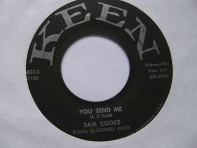 Sam Cooke - You Send Me Vg