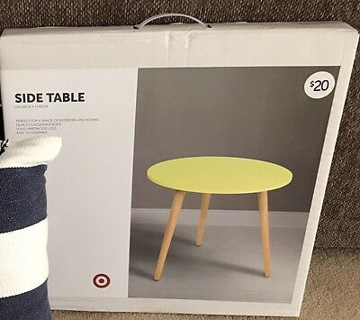 Side Table NEW