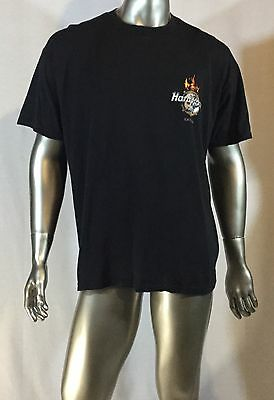 Hard Rock Cafe T Shirt Kanta, Rock & Roll Size XL, col black