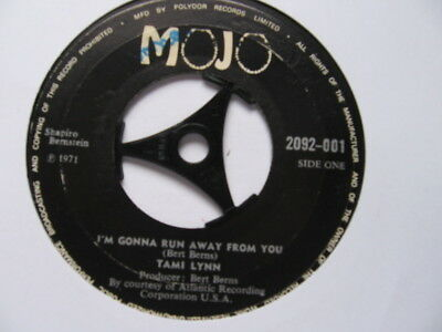 Tami Lyn - I'm Gonna Run Away From You Vg