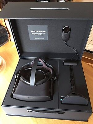Oculus Rift VR Headset XBOX One Wireless Controller Fully Boxed