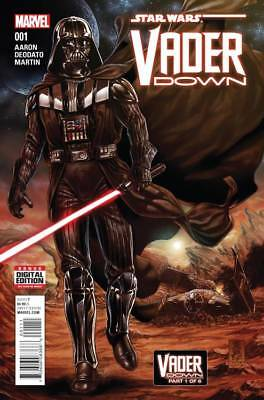 STAR WARS VADER DOWN #1 (Marvel 2015 1st Print) COMIC