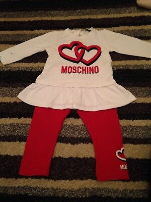 Baby Moschino Outfit