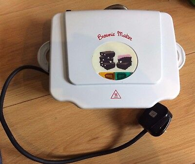 Sweet Treats Brownie Maker, electric cooker for multi uses, excellent condition
