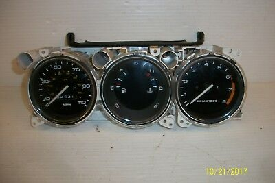 Classic Mini Mayfair Instrument Cluster