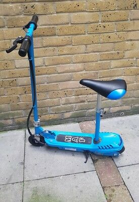 Blue Electric Scooter *GOOD CONDITION/HARDLY USED*