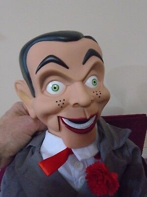 Ventriloquist Dummy Slappy From Goosebumps