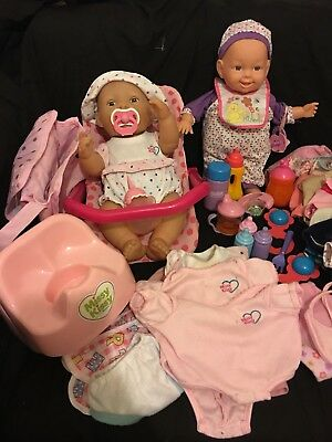 Assorted Baby Doll Bundle - Includes Everything Shown In Picture