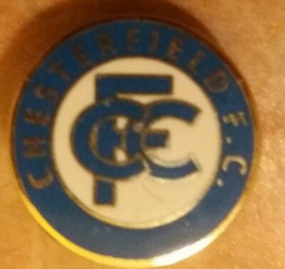 Old Chesterfield FC Badge