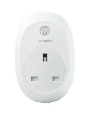 TP-Link Wi-Fi Smart Plug HS100 Remotely Control Your Devices for Apple & Android