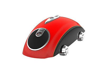 Indian Chieftain Concert Audio Saddlebag Lids Wildfire Red And Thunder Black