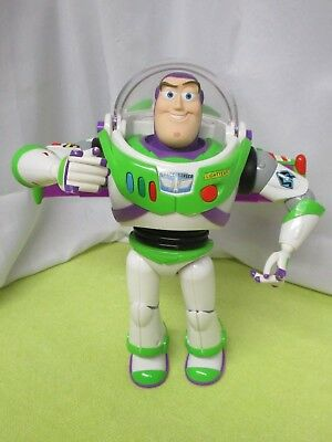 """Toy Story 12"""" Buzz Lightyear Talking Action Figure Jet Pack"""