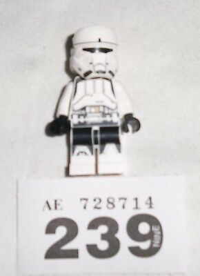 **lego Star Wars Minifig Imperial Hovertank Pilot **#239