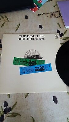 "The Beatles - At the Hollywood Bowl Vinyl 12"" Album MFP"