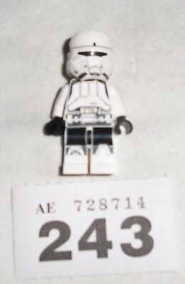 **lego Star Wars Minifig Imperial Hovertank Pilot **#243