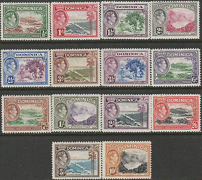 Very Old Stamps Dominica - British Colonies.