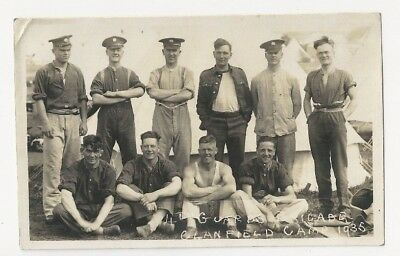 4th GUARDS BRIGADE. Clanfield Camp 1935