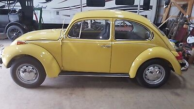 1972 Volkswagen Beetle - Classic  1972 Volkswagen Super Beetle, Beautiful Car, Fully restored