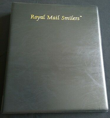 Royal Mail Mint Smiler Sheet Collection (MNH) and Quality Album
