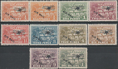 Stamps New Guinea - British Colonies. 1931.