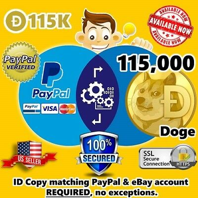 115000 Dogecoin Fast Mining Contract 115K Doge guaranteed Direct to Your Wallet!