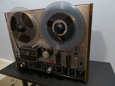 Akai 4000DS Reel to Reel Stereo Tape deck/recorder