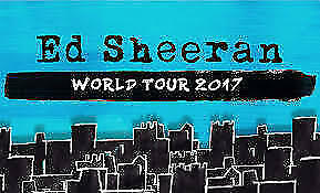 ED SHEERAN TICKETS | MELBOURNE | 2 x B Reserve | FRI 9TH MARCH | SOLD OUT