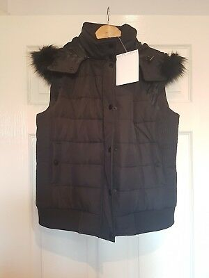 Witchery puffer vest size 16- still with tags