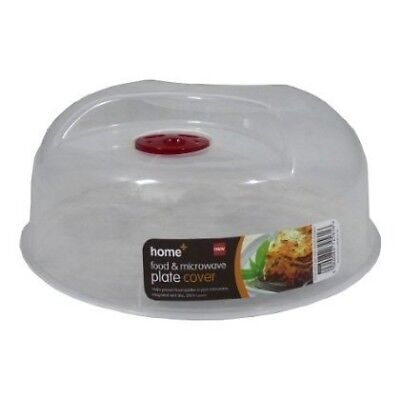 Large Ventilated Microwave Food Plate Dish Cover for BIG Microwave Size 30 cm