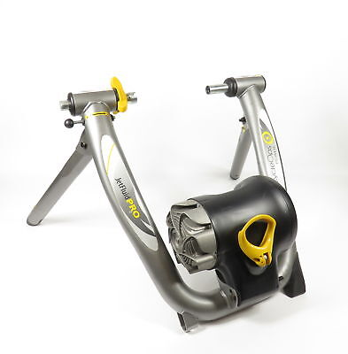 Cycleops Power Jetfluid Pro Series Gray Indoor Cycle Bicycle Cycling Trainer
