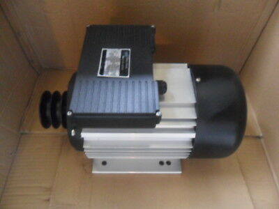 AIR COMPRESSOR ELECTRIC MOTOR 240V 5.5 HP SUITABLE 100 200 LTR ct402