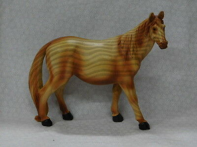 Standing Horse carved figure western