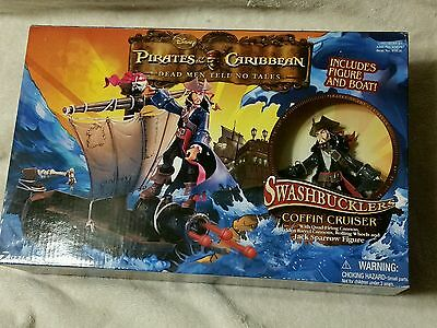 Rare Disney's Pirates of the Caribbean Swashbucklers Saber Cutter NEW