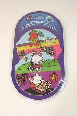 Claessens Kids Sleep Face Plate for Kid' Sleep Moon or Classic For Sleep Trainer