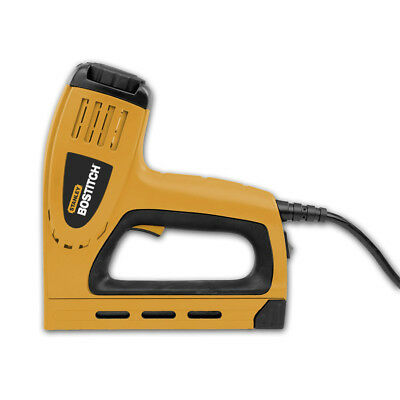 Bostitch 5/8-in Heavy-Duty High/Low Power Adjustment Electric Staple Gun, NEW!