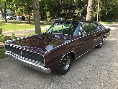 1967 Dodge Charger  1967 Dodge Charger R/T Tribute Car