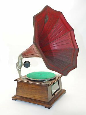 ANTIQUE GRAMAPHONE  GENUINE cc EARLY 1900s