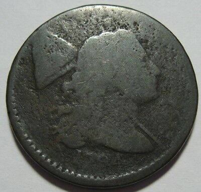 = 1794 LARGE Cent, Early Date, FREE SHIPPING