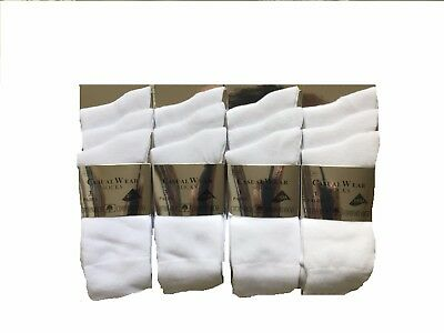 3 Pairs Girls Ladies Cotton Plain Everyday Office Casual School Uniform Socks