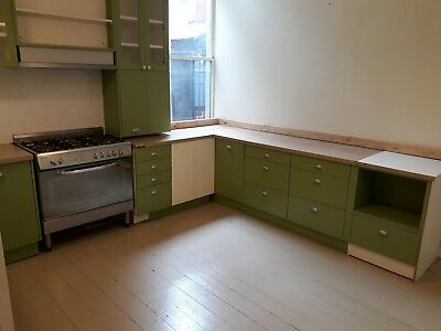 Complete Kitchen, With Stone Bench tops and Appliances