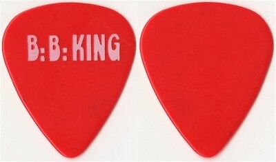 BB King authentic 1988 tour issued vintage custom stage collectible Guitar Pick