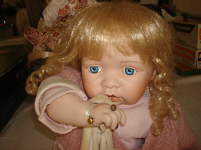 Large Chunky Porcelain Baby Doll