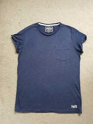 Set of Mens Superdry T-Shirts Size Large