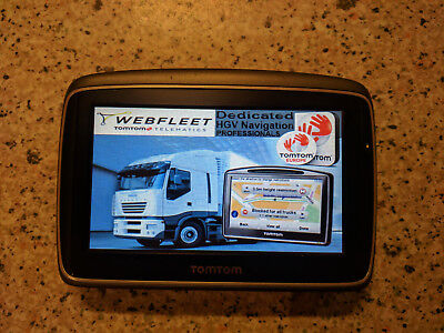 TOMTOM GO TRUCK HGV EDITION FULL EUROPE MAPS 08.2017 (42 countries)