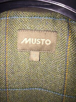 Musto Shooting Jacket Cairngorm