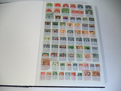 Mexican Stamps, Used, Most Stamps Are  In Good Condition.