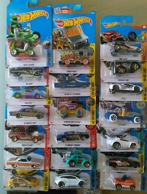 Hot Wheels cars x 20 (lot 3)